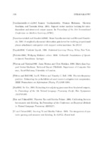 Christopher Manning and Ph D  Students' Dissertations
